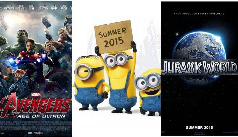 Summer movie trailers